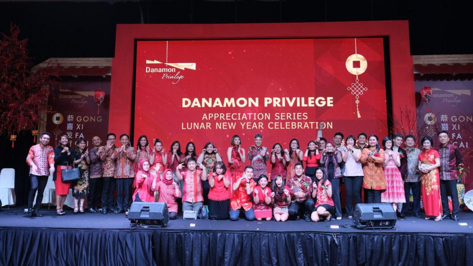 Danamon Imlek – Sun City
