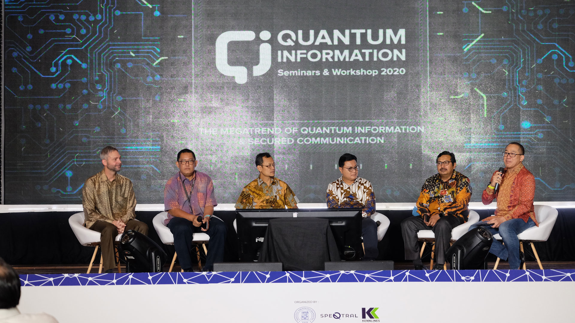 Kennlines Quantum
