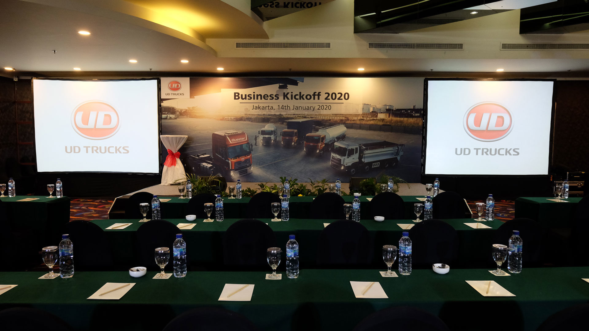 UD Trucks Kick Off Meeting – Sunlake Hotel