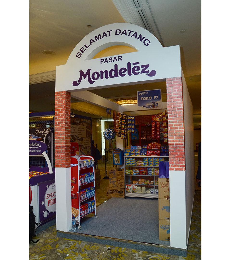 Mondelez National Sales Conference