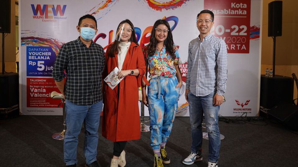 Wuling Cheer Up 2020 Jakarta Kota Kasablanka